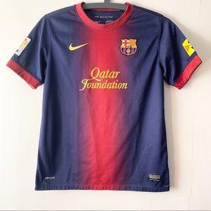 NIKE | FC Barcelona Youth Soccer Jersey
